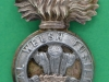 KK 622. Royal Welsh Fusiliers. Pre 1920 with overlay and  S in Welsh. Slide 26x43 mm.