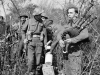 2nd Royal Inniskilling Fusiliers piper in Anzio bridgehead Italy 1944