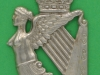 KK 1899a, The Queen`s Royal Irish Hussars, NCO arm badge. lugs 37x63 mm.