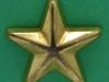 Stjerne M60 for regiments- og kompagni chefer, 19mm