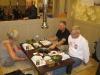 25 okt 2, Aftensmad på gulvet