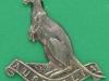 KK 1375. Kings Colonials Australian Squadron. 45x52 mm.