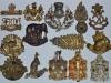 Reserve Regiments and Colonials badges reverse.