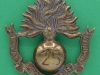 KK 1143, 25th Battalion Royal Frontiersmen Fusiliers, cast in theatre. Original badge. Peter Doyle page 106. 54 x 58mm