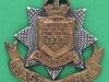 KK 1148. 13th Wandsworth Battalion the East Surrey Regiment. 41x44 mm.