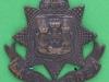 KK 1724. 6th Battalion East Surrey Regiment. Territorial Army Force 1908-1921. 41x43 mm.