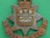 KK 1995. East Surrey. Post 1953 beret badge. slide 54x34 mm.