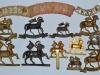 The Queens (West Surrey) Regiment badges