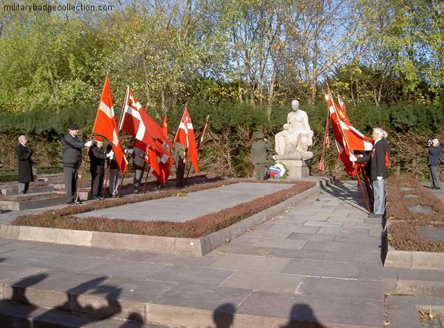 Ryvangen mindelunden for danske modstandsfolk