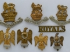 The 1st Royal Dragoons insignia.