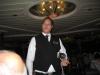 Vores overtjener Marino på Trellis restaurant giver en sonate.