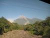 Vulkan på Guatemala som ikke er aktiv
