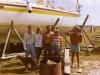 Afsked med Syd Afrikansk besætning