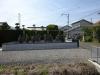 En japansk gravplads
