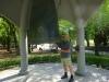 Hiroshima peace park  hvor jeg slår et slag for freden