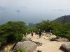 Miyajima Shrine tour, oppe i bjergene