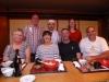 I Yamazaki spiste vi på en hyggelig familierestaurant der havde været i familiens eje gennem 150 år.