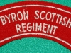 Byron Scottish Regiment