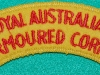 Royal Australian Armoured Corps