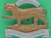 KK 1982. The Royal Leicestershire Regiment 1946. Cap badge, slide 47x42 mm.
