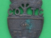 430-11-210, University of Toronto COTC in ww2, 30 x 50mm