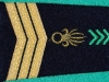 Sergent Chef after 3 years as Sgt & between 7-14 years serviceservice