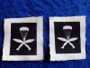 GURKHA INDEPENDENT PARACHUTE COMPANY LEFT SLEEVE FORMATION SIGN
