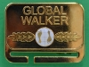 Global Walker. 75% of all walks. 2019