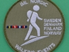 IML Nordic patch.  69mm.