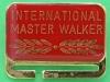 International Master Walker 2014. founder landene.