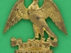 KK 1162, 2nd Hawke Battalion cap badge 37 x 36mm. Disc Gaunt lugs. From the arms of Admiral Hawke 1705-1781.