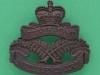 New Zealand Intelligence Corps collar badge, 32 x 30mm