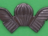 CO3056. Selous Scouts Parachute wing No 1204. Reutler lugs. 65x26 mm.