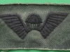 Selous Scouts  cloth para wing 85x45 mm. Looks old, probably med in the 1980ies. Not official or unofficial.