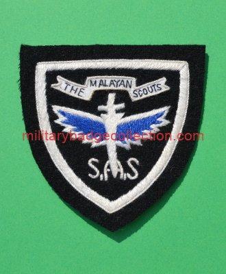 41: Special Air Service + Special Reconnaissance Regiment