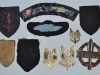 Special Air Service. Beret and cap badges and wings of ww2 (2)