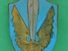 Unknown Greek SAS badge, 33 x 53mm
