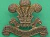 KK 739. 3rd Dragoon Guards (Prince of Wales) Slide 46x38 mm.