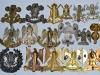 Royal Scots Dragoon Guards insignia reverse.