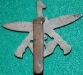 1st Gorkha Rifles Indian Army post 1947 41 x 27mm
