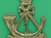 BC428. 1st Battalion Kings African Rifles Nyasaland. Cast incorporated lugs 35x48 mm.