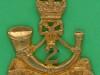 BC429. 2nd Kings African Rifles Nyasaland. Slide 38x45 mm.