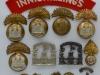 The Royal Inniskilling badge group