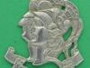 KK 1158. 28th Battalion County of London Artists Rifles. 39x47 mm.