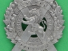 KK 1840. 14th BattalionLondon Scottish. Long lugs 48x44 mm. Buet.