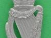 KK 1848. 18th Battalion London Irish Rifles. Slide 26x50 mm.