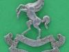 KK 1852. 20th County of London Battalion, Blackheath & Woolwich. Slider 41x46 mm.
