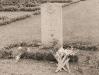 war grave stone