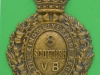 AW98.  8th Scottish Volunteer Battalion the Kings Liverpool Regiment ww1. Lugs 65x92 mm.