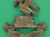 KK 1146. 17th-20th Battalions, Liverpool Pals. The Kings Liverpool Regiment. Flat reverse. Lugs 38x37 mm.